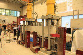 ABT beproeft hybride gewapemnde betonbalken